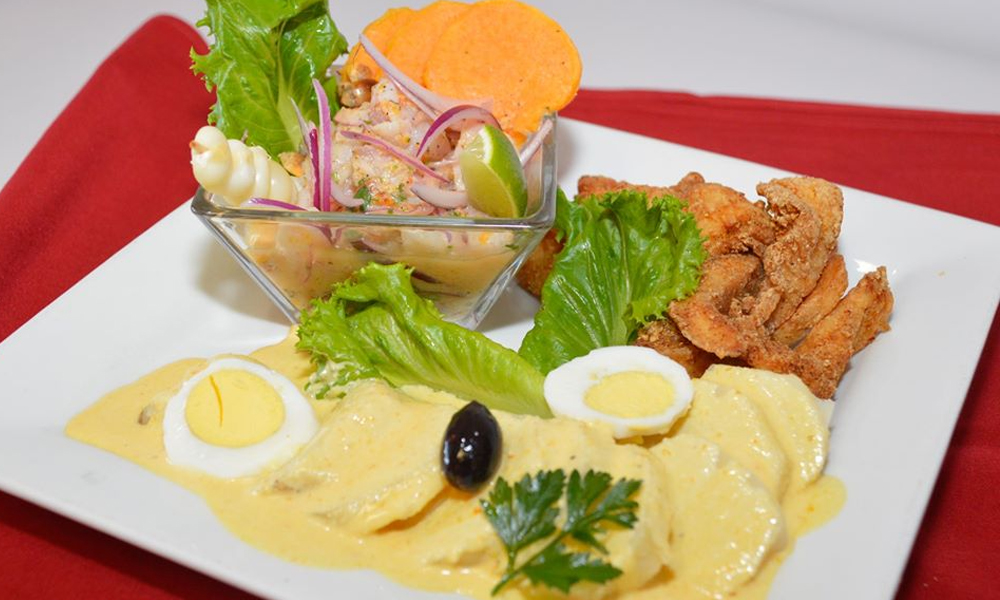 Rosario's Peruvian Restaurant