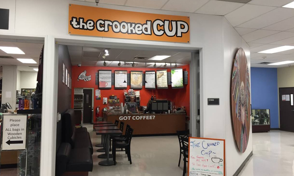 The Crooked Cup